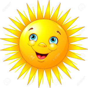 Znalezione obrazy dla zapytania: marcowe słoneczko obrazek